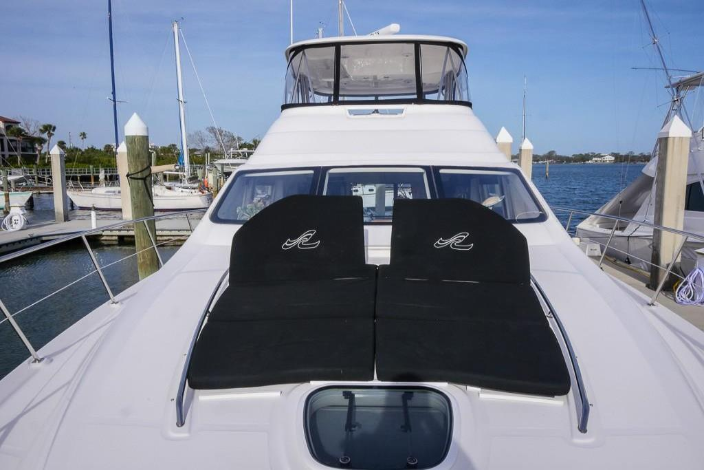 2009 Sea Ray 58 Sedan Bridge Image Thumbnail #38