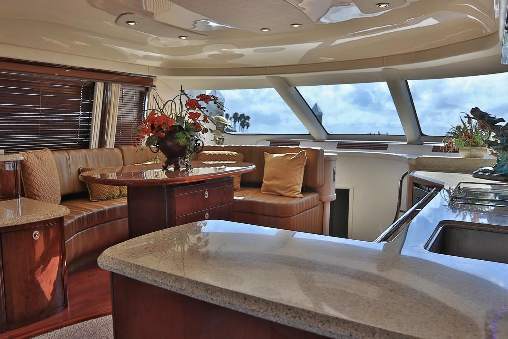 2009 Sea Ray 58 Sedan Bridge Image Thumbnail #13