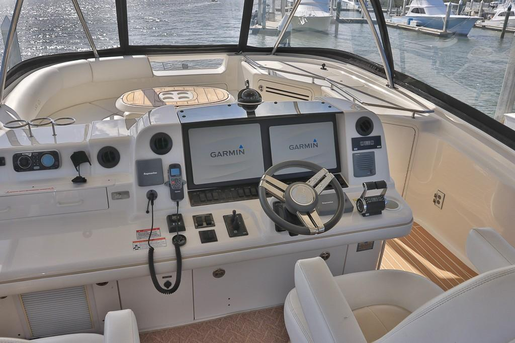 2009 Sea Ray 58 Sedan Bridge Image Thumbnail #32