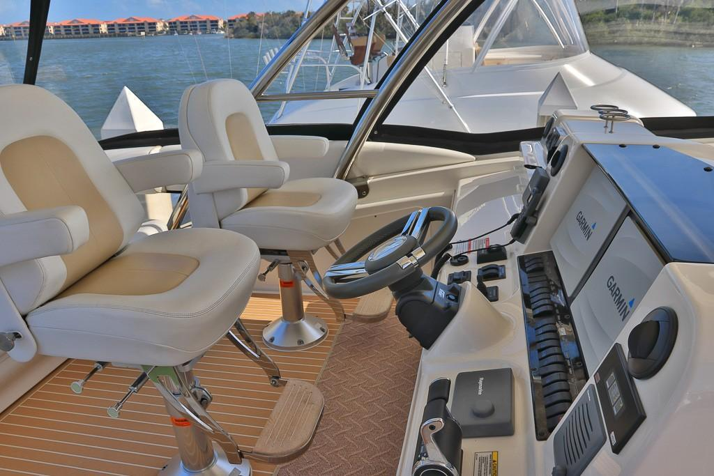 2009 Sea Ray 58 Sedan Bridge Image Thumbnail #30