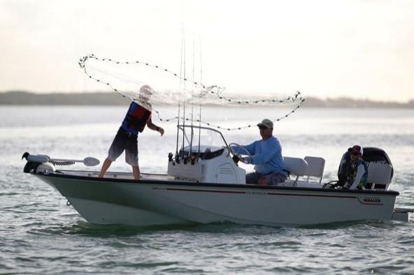 2018 Boston Whaler 170 Montauk Image Thumbnail #2