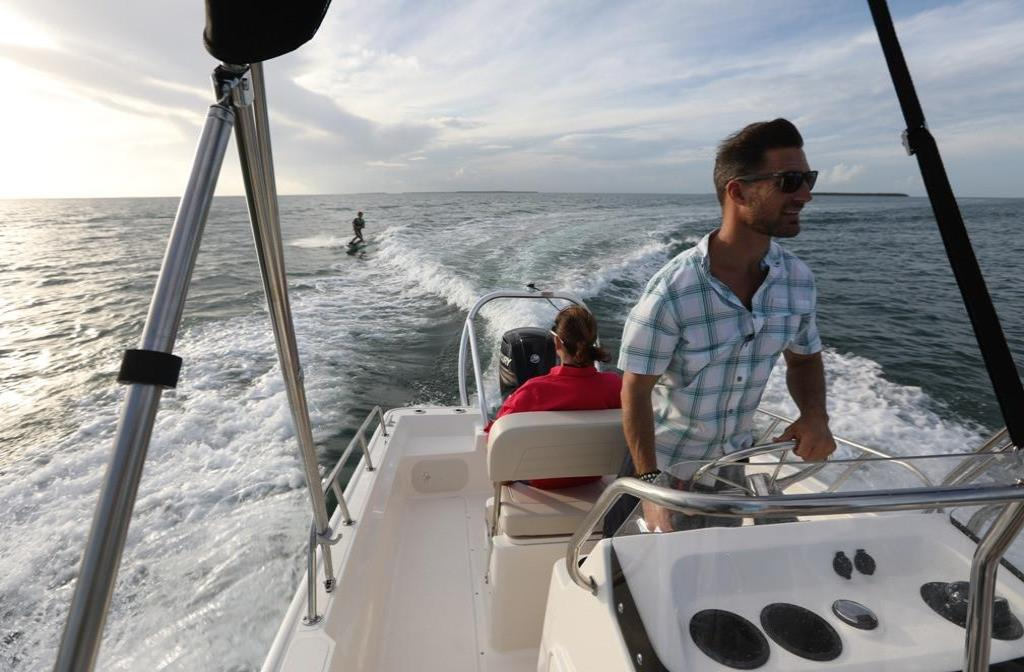 2018 Boston Whaler 170 Montauk Image Thumbnail #5