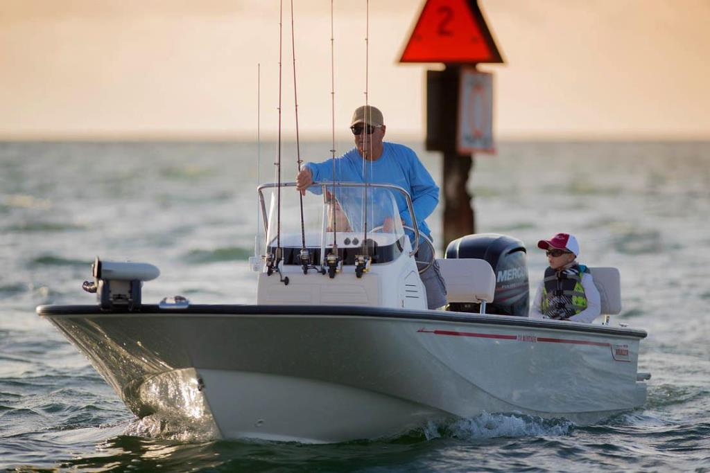 2018 Boston Whaler 170 Montauk Image Thumbnail #0