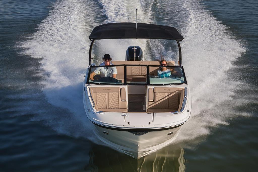 2018 Sea Ray SDX 270 Outboard Image Thumbnail #1