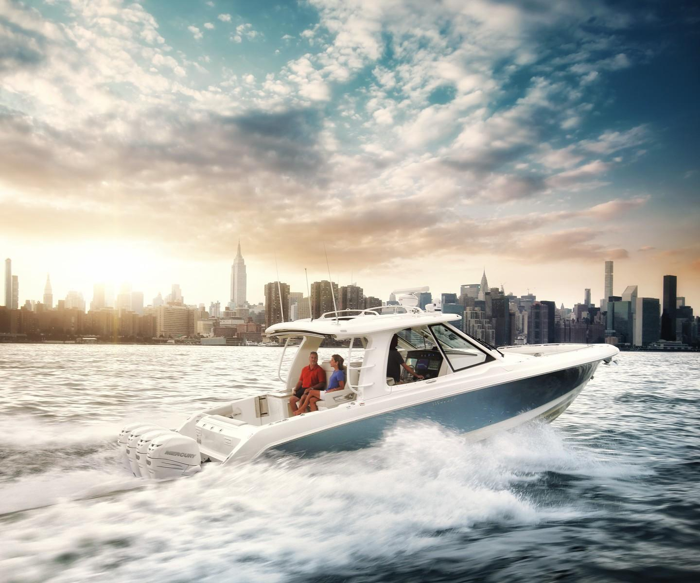 2021 Boston Whaler                                                              380 Realm Image Thumbnail #0