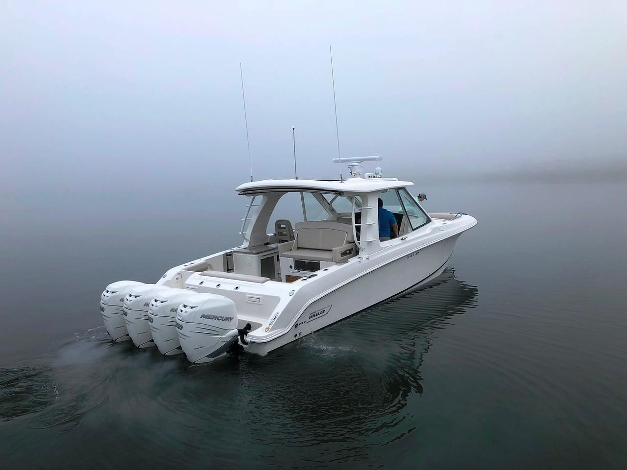 2021 Boston Whaler                                                              380 Realm Image Thumbnail #3