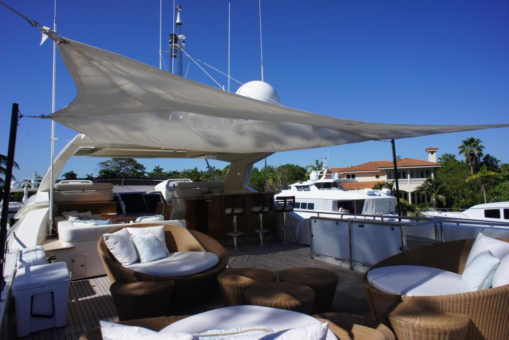Photo 19 for 2012 Ferretti Yachts Custom Line 100