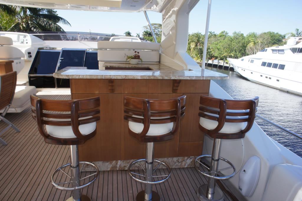 Photo 20 for 2012 Ferretti Yachts Custom Line 100