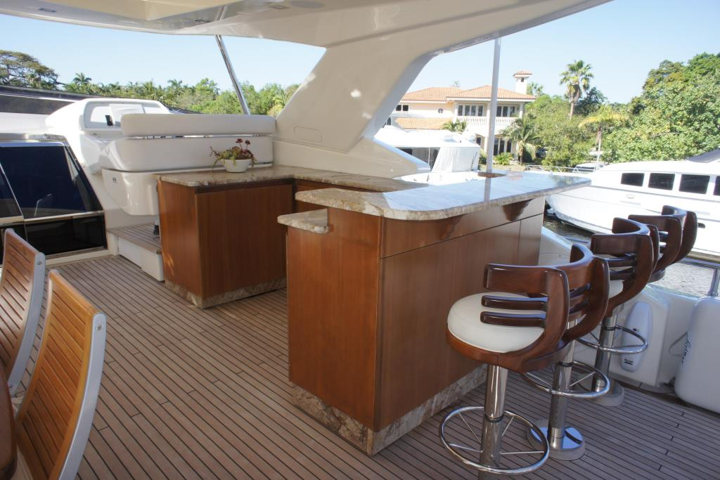 Photo 21 for 2012 Ferretti Yachts Custom Line 100