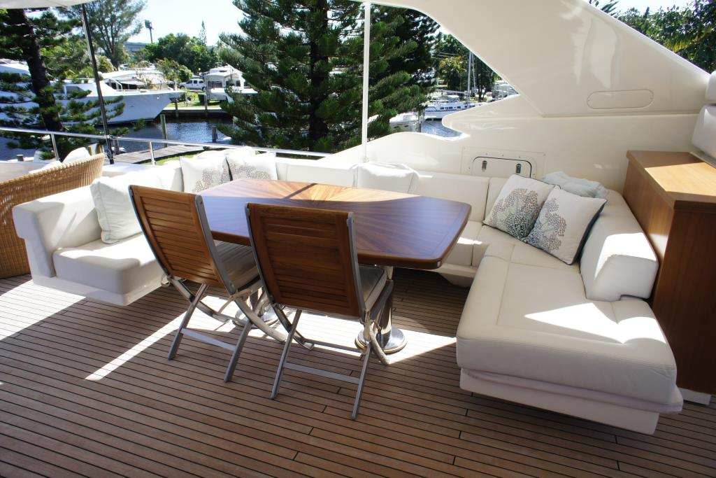 Photo 23 for 2012 Ferretti Yachts Custom Line 100