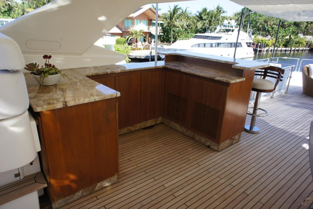 Photo 24 for 2012 Ferretti Yachts Custom Line 100