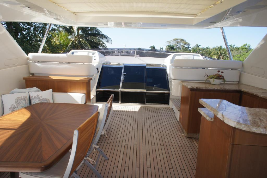 Photo 28 for 2012 Ferretti Yachts Custom Line 100