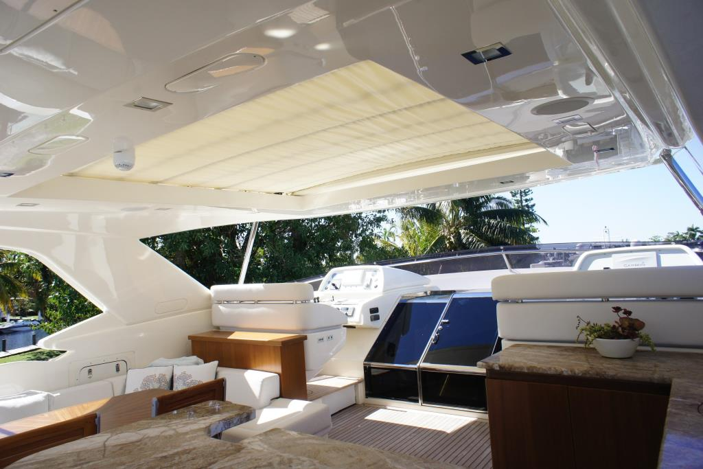 Photo 29 for 2012 Ferretti Yachts Custom Line 100