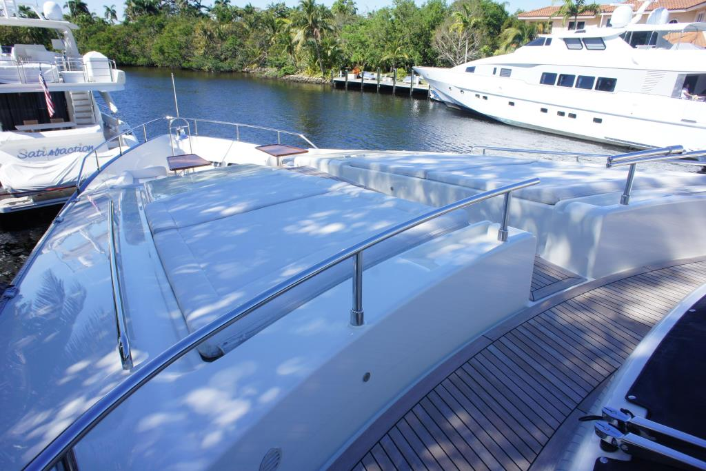 Photo 30 for 2012 Ferretti Yachts Custom Line 100