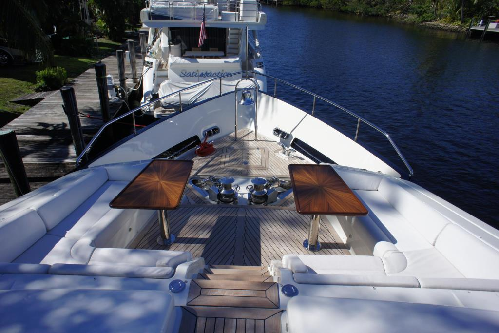 Photo 34 for 2012 Ferretti Yachts Custom Line 100