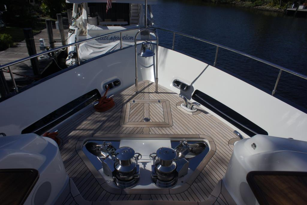 Photo 35 for 2012 Ferretti Yachts Custom Line 100