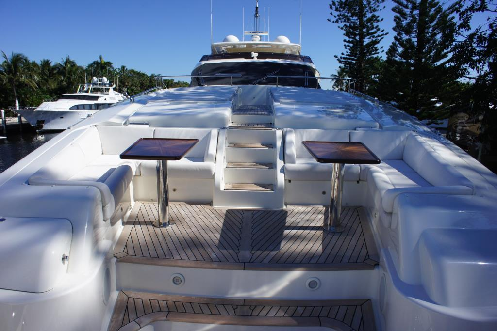 Photo 36 for 2012 Ferretti Yachts Custom Line 100