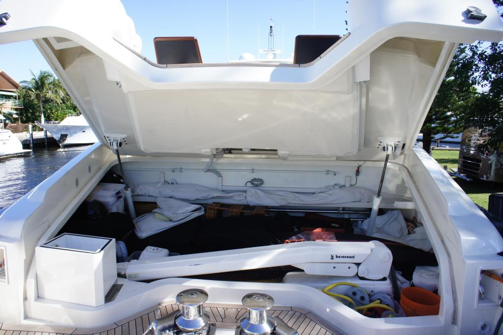 Photo 37 for 2012 Ferretti Yachts Custom Line 100