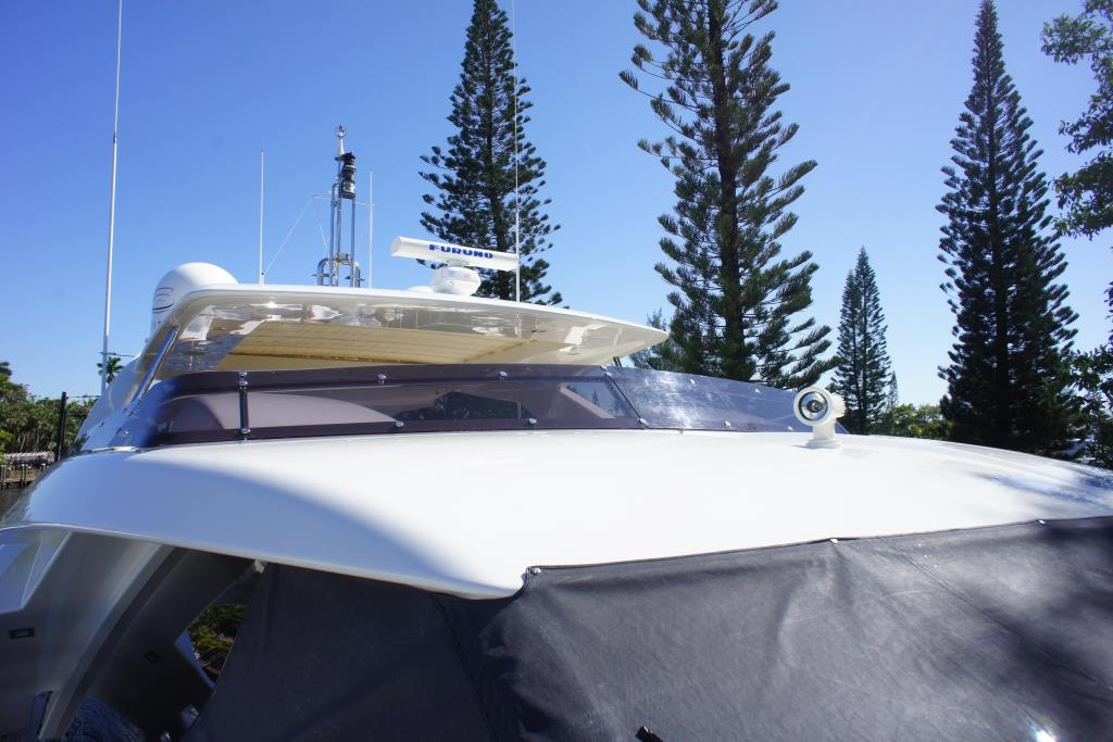 Photo 39 for 2012 Ferretti Yachts Custom Line 100