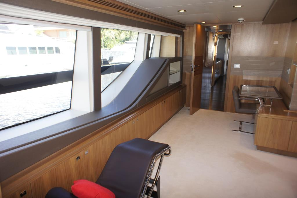 Photo 62 for 2012 Ferretti Yachts Custom Line 100