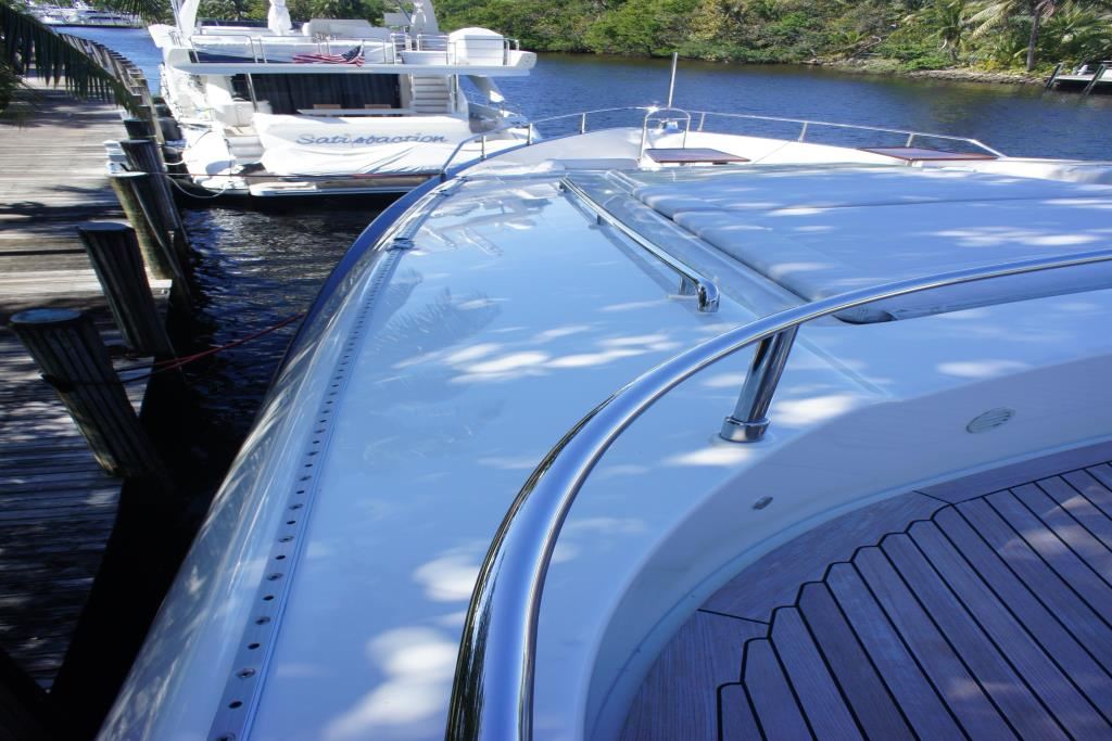 Photo 42 for 2012 Ferretti Yachts Custom Line 100