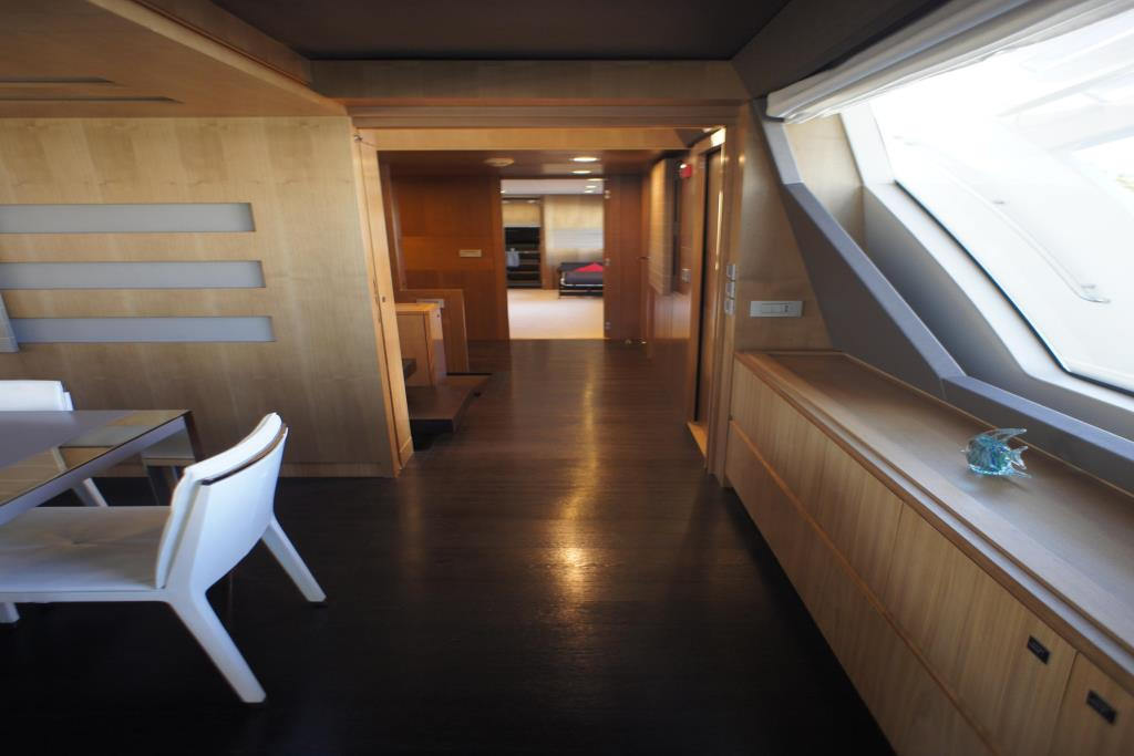 Photo 46 for 2012 Ferretti Yachts Custom Line 100