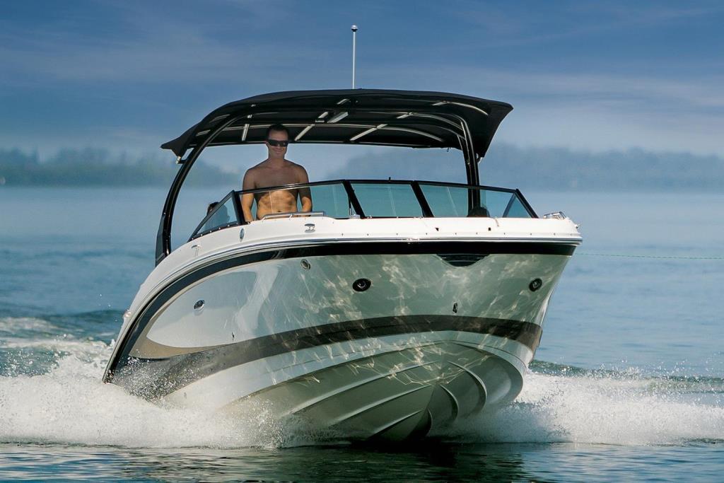 2018 Sea Ray SDX 270 Outboard Image Thumbnail #18