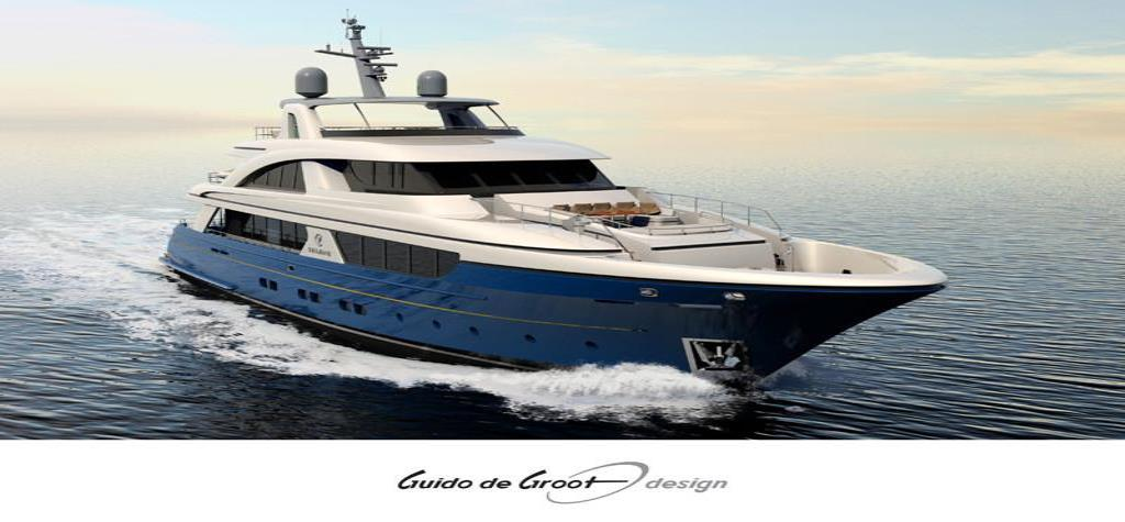 Thumbnail 3 for 2018 Selene 128 Tri-Deck Motor Yacht