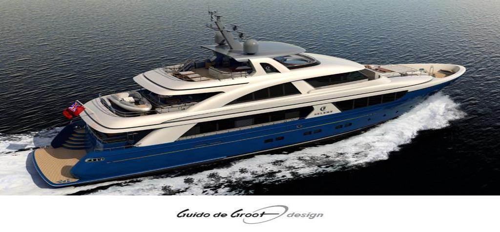 Thumbnail 1 for 2018 Selene 128 Tri-Deck Motor Yacht