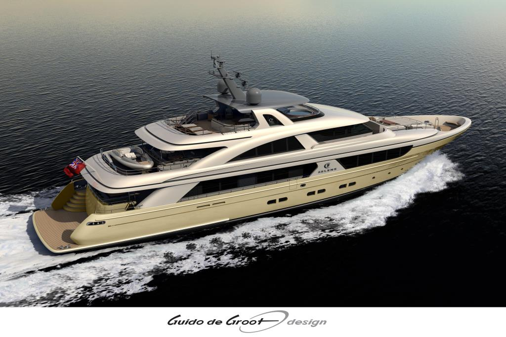 Thumbnail 4 for 2018 Selene 128 Tri-Deck Motor Yacht