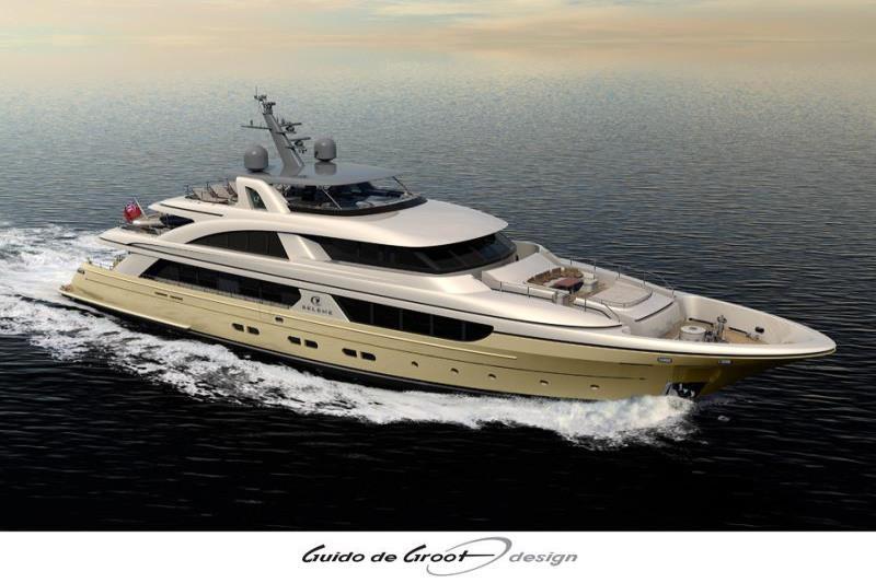 2018 Selene 128 Tri-Deck Motor Yacht Image Thumbnail #5