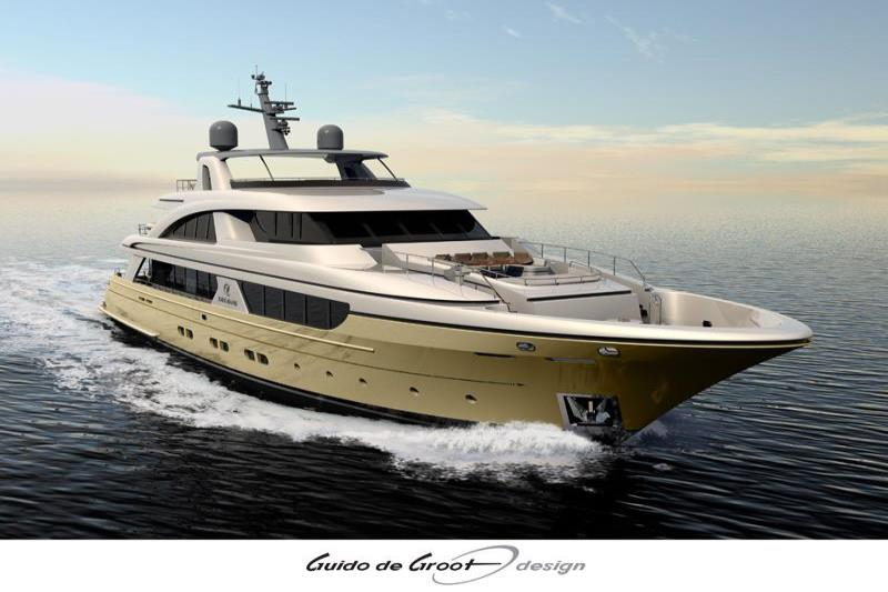 2018 Selene 128 Tri-Deck Motor Yacht Image Thumbnail #4