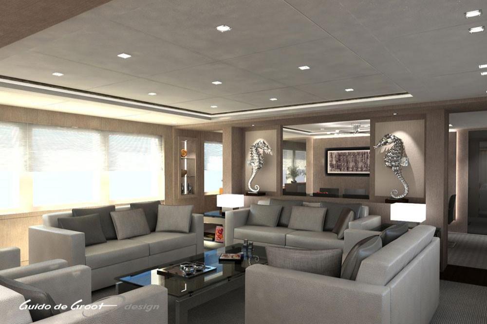2018 Selene 128 Tri-Deck Motor Yacht Image Thumbnail #7