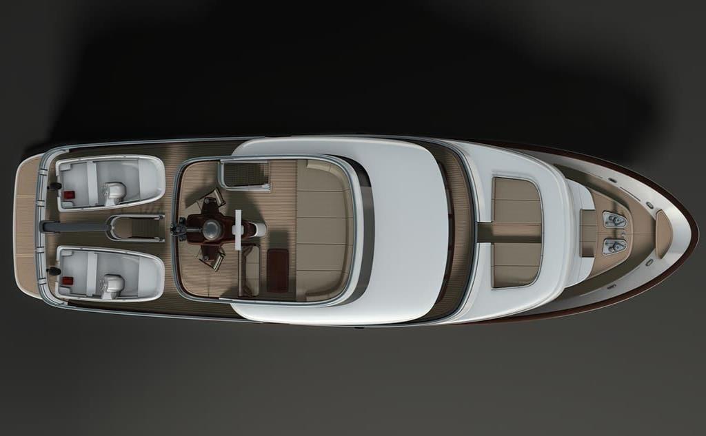 2018 Selene 110 Trideck Motor Yacht Image Thumbnail #2