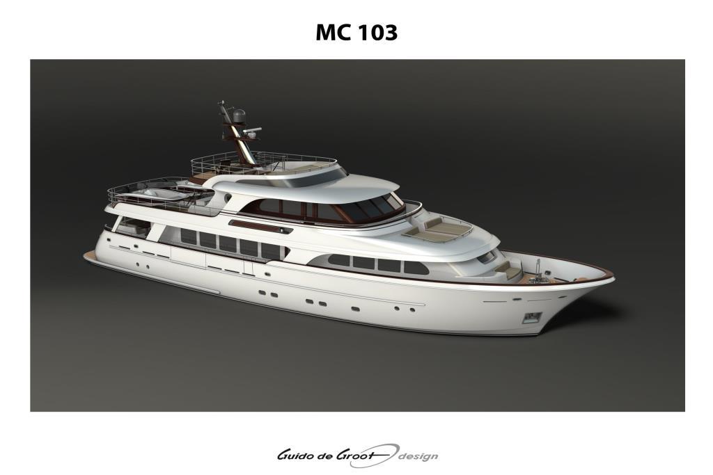 2018 Selene 110 Trideck Motor Yacht Image Thumbnail #3