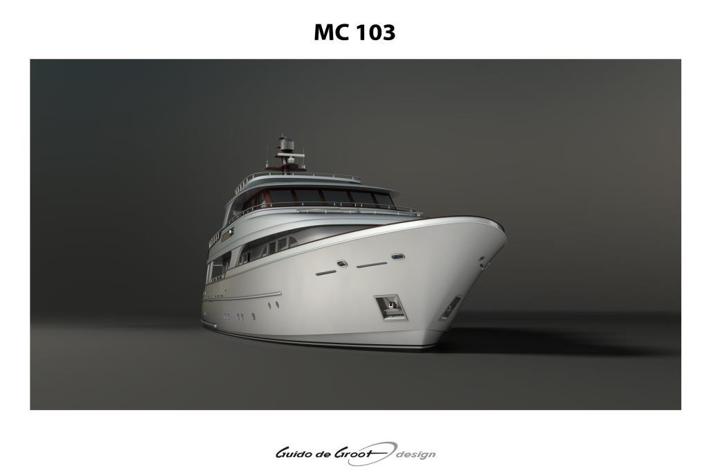 2018 Selene 110 Trideck Motor Yacht Image Thumbnail #5