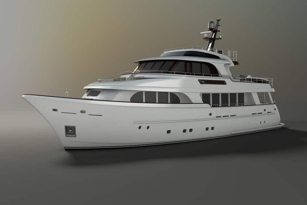 2018 Selene 110 Trideck Motor Yacht Image Thumbnail #7