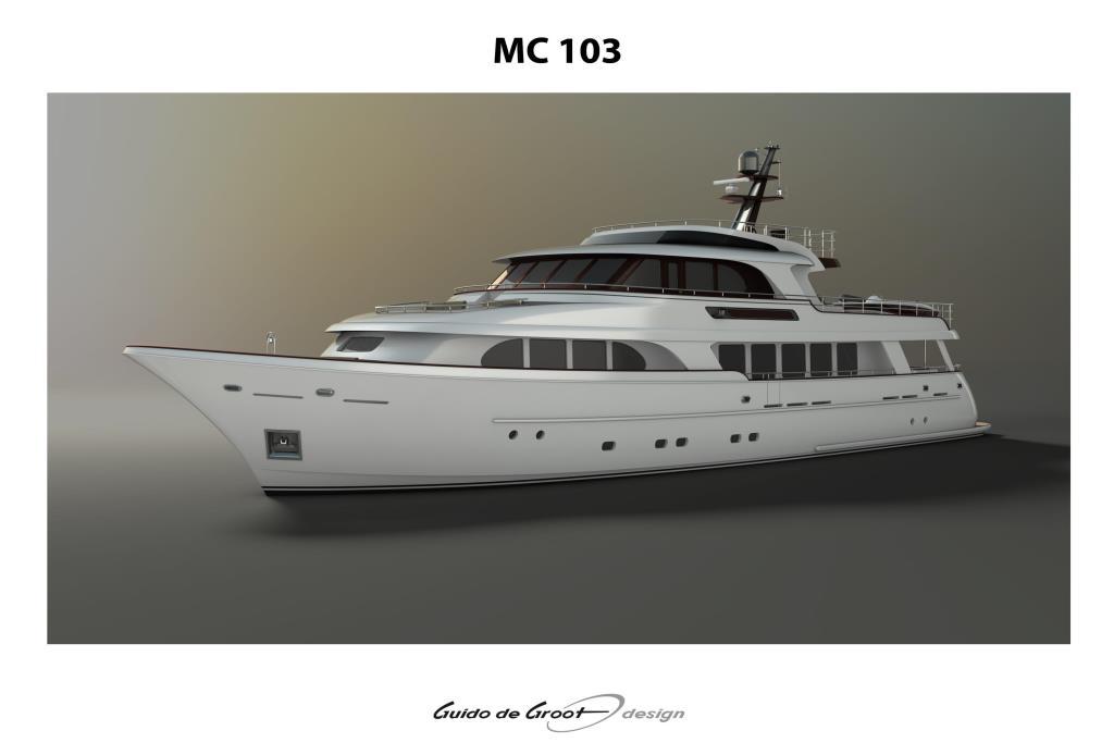 2018 Selene 110 Trideck Motor Yacht Image Thumbnail #8