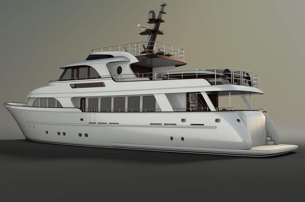 2018 Selene 110 Trideck Motor Yacht Image Thumbnail #9