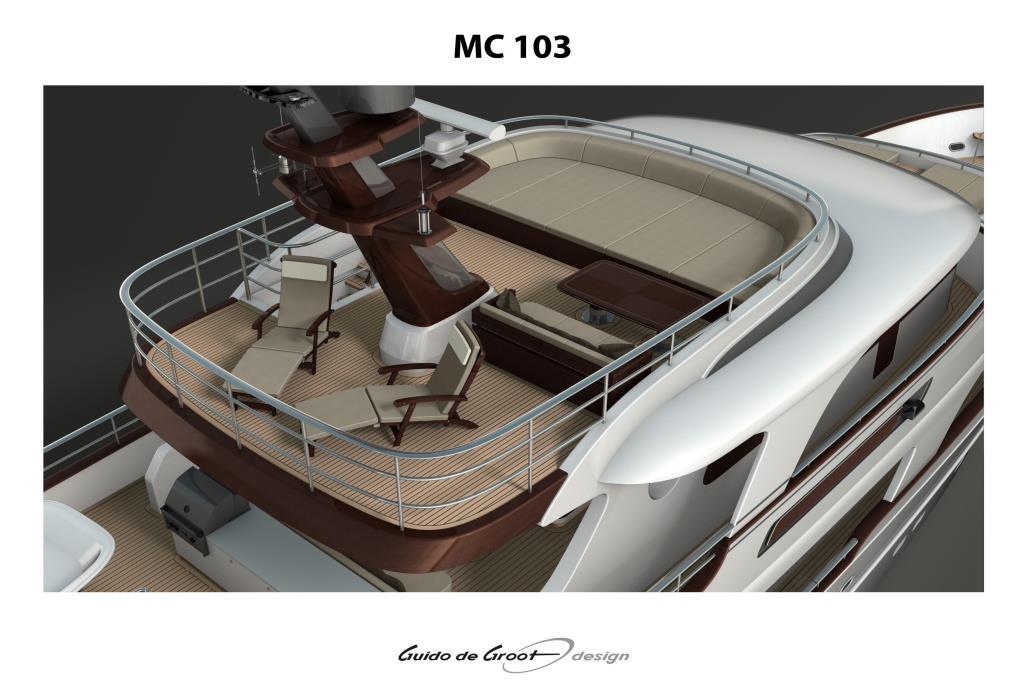2018 Selene 110 Trideck Motor Yacht Image Thumbnail #10