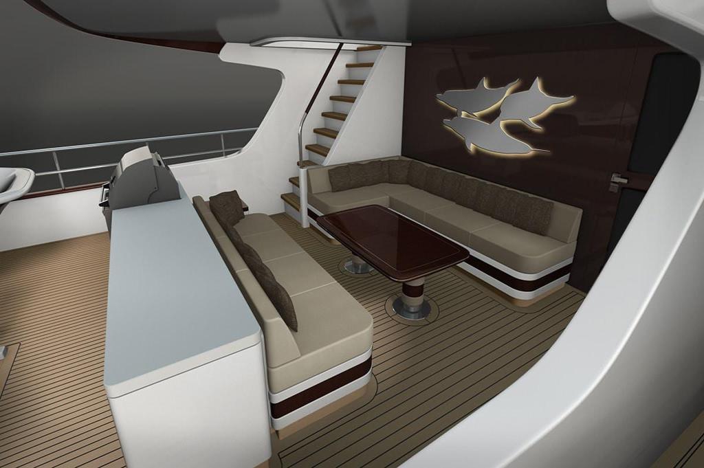2018 Selene 110 Trideck Motor Yacht Image Thumbnail #12