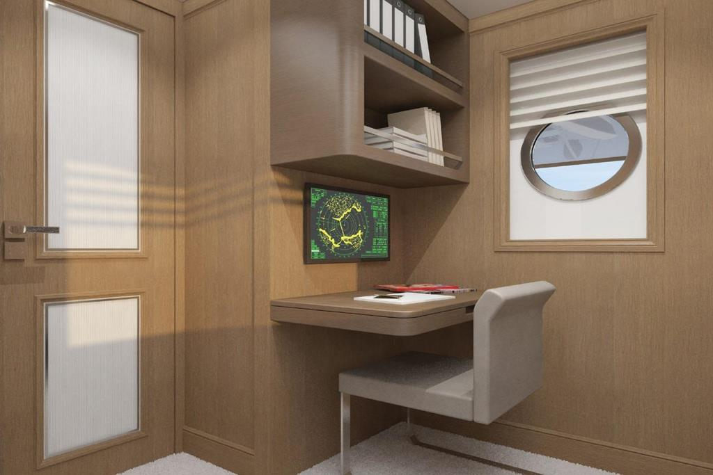 2018 Selene 110 Trideck Motor Yacht Image Thumbnail #14