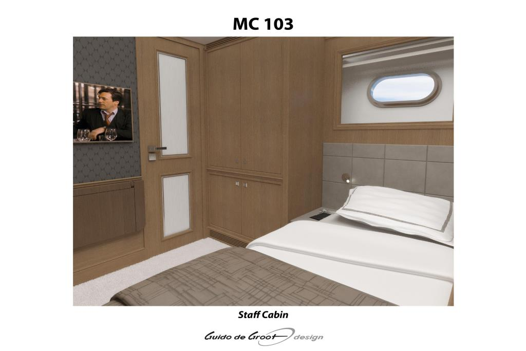 2018 Selene 110 Trideck Motor Yacht Image Thumbnail #19