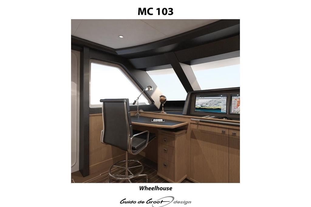 2018 Selene 110 Trideck Motor Yacht Image Thumbnail #21