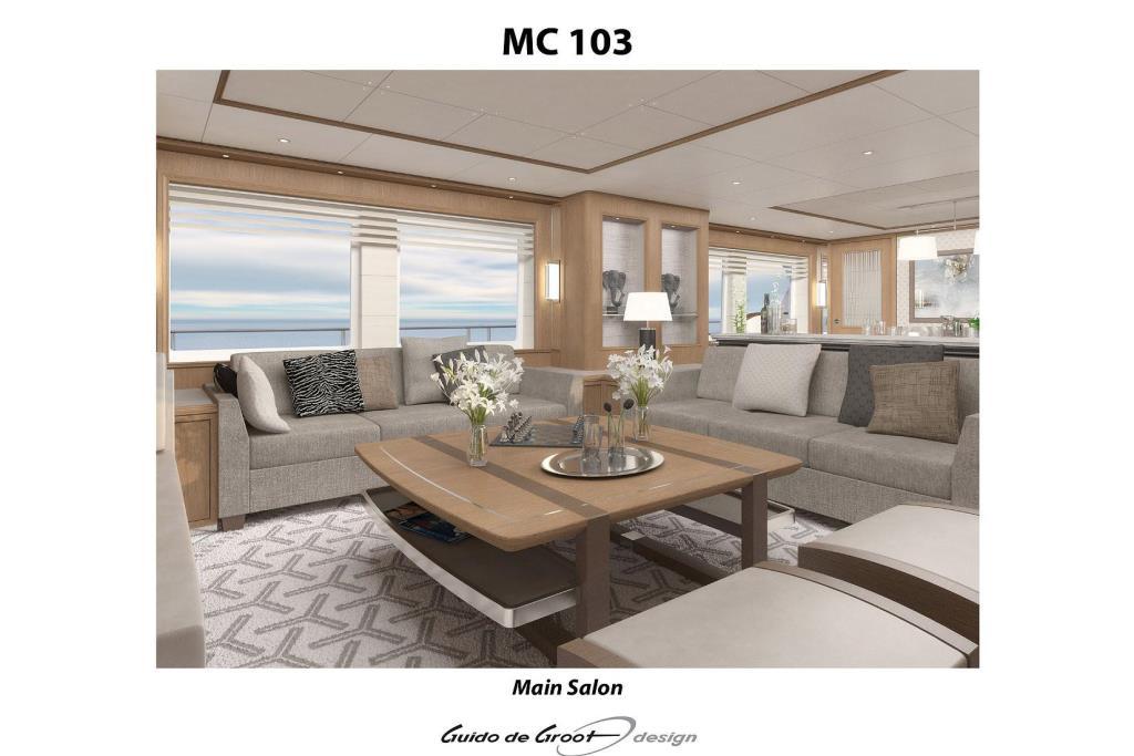 2018 Selene 110 Trideck Motor Yacht Image Thumbnail #22