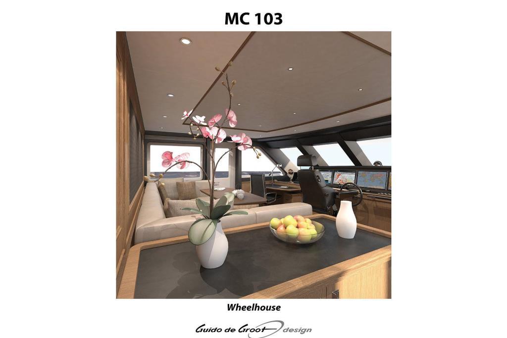 2018 Selene 110 Trideck Motor Yacht Image Thumbnail #23