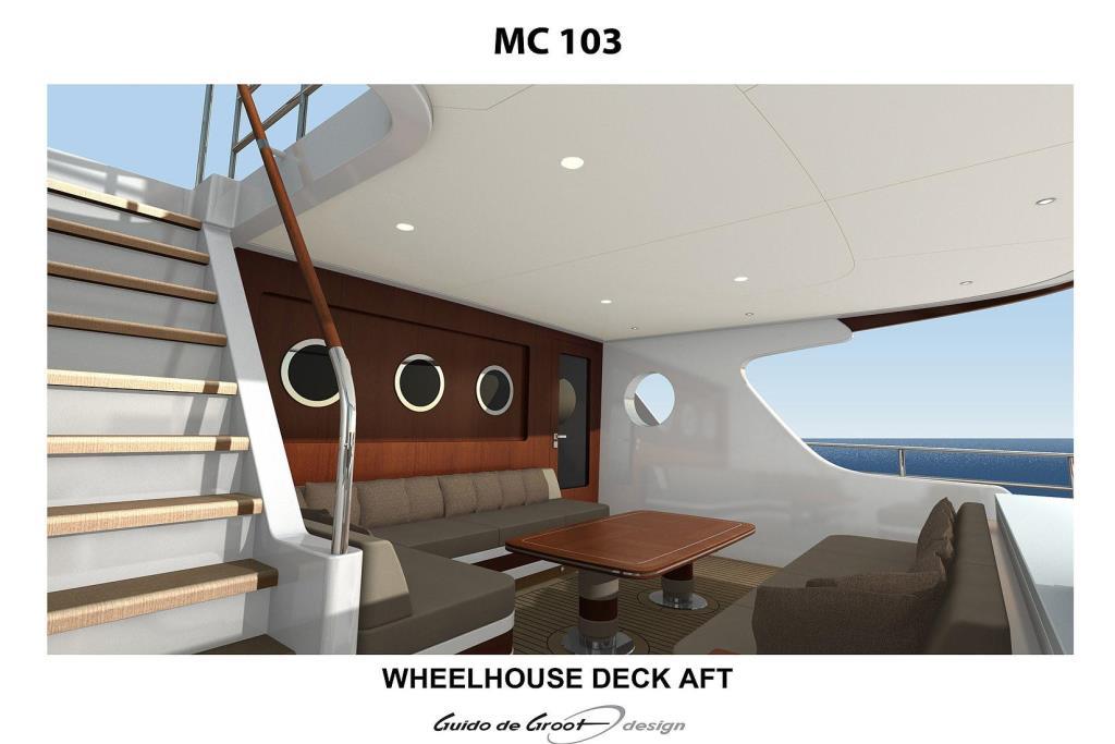 2018 Selene 110 Trideck Motor Yacht Image Thumbnail #24