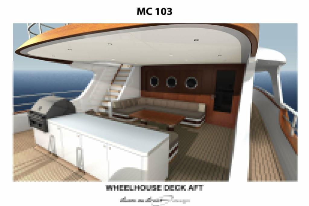 2018 Selene 110 Trideck Motor Yacht Image Thumbnail #25