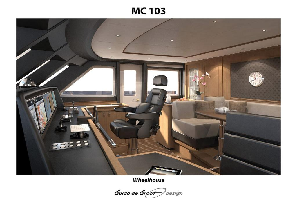 2018 Selene 110 Trideck Motor Yacht Image Thumbnail #27