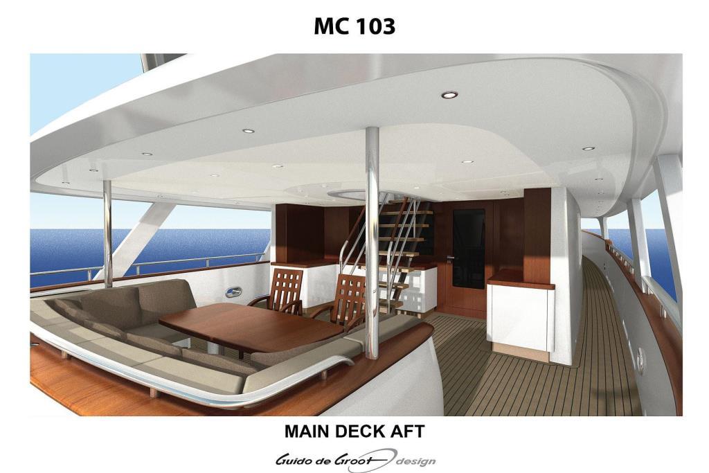 2018 Selene 110 Trideck Motor Yacht Image Thumbnail #30